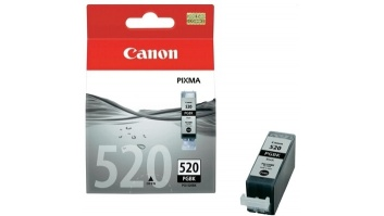 Print4you Analog  Canon PGI-520Bk  Ink Cartridge, Black