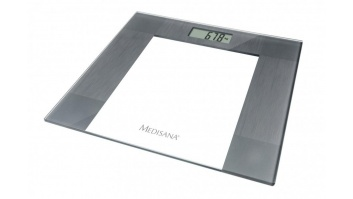 Medisana PS 400 Body scale, Maximum weight (capacity) 150 kg, Auto power off, Multiple users,