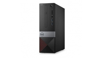 PC|DELL|Vostro|3471|Business|Tower|CPU Core i3|i3-9100|3600 MHz|RAM 4GB|DDR4|2400 MHz|SSD 128GB|Graphics card Intel UHD Graphics 630|Integrated|ENG|Bootable Linux|Included Accessories Dell Optical Mouse - MS116, Dell Wired Keyboard KB216|N203VD3471BTPEDB0