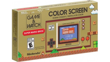 CONSOLE SWITCH SUPER MARIO/GAME & WATCH 100030 NINTENDO