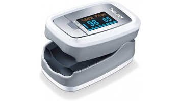Beurer Pulse Oximeter PO30 Number of users 1 user(s), Auto power off