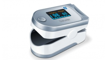 Beurer Pulse Oximeter PO 60 Number of users 1 user(s), Auto power off
