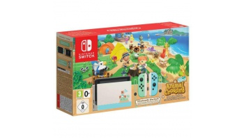 CONSOLE SWITCH+ANIMAL CROSSING/HORIZONS ED. 10005350 NINTENDO
